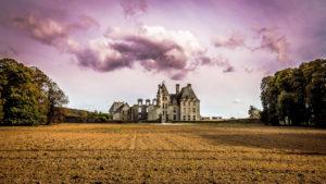 Château de Kerjean Finistere, Bretagne
