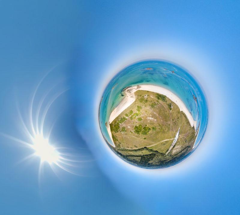 Keremma par drone 360°