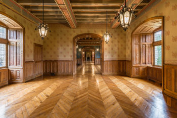 Château de Courtanvaux, photo immobilière, immobilier de luxe, pour visite virtuelle, finistere, bretagne, sarthe
