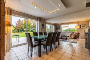 Photo immobilière intérieure d'une maison dans le Finistère