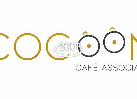 Visite virtuelle à 360° de Cocôôn - Café associatif à Lesneven